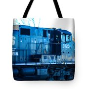 Norfolk Southern Engine 9720 Tote Bag
