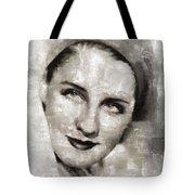 Norma Shearer, Actress Tote Bag