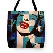 Norma Smiles On Us Tote Bag