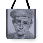 Norman Wisdom Tote Bag