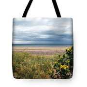 Normandy Beach Tote Bag
