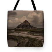Normandy Clouds Tote Bag