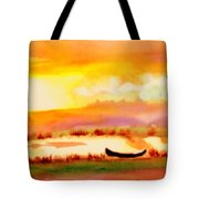 Normandy Fields Tote Bag