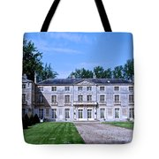 Normandy Manor House Tote Bag