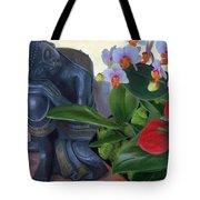 Norma's Buddha Tote Bag