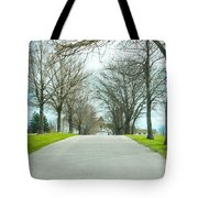 Norristown Farm Park Over The Rise Tote Bag