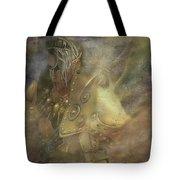 Norse Warrior Tote Bag