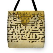 North Africa Or Near East Tote Bag