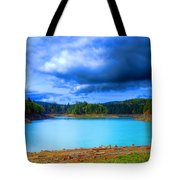 North Alder Lake Tote Bag