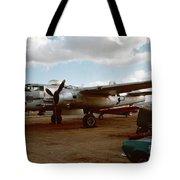 North American B-25 Mitchell Tote Bag