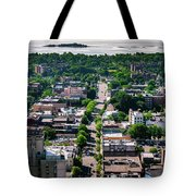 North Ave New Rochelle Tote Bag