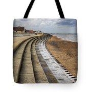 North Beach Heacham Norfolk Tote Bag