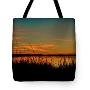 North Bridge Park Sunset Tote Bag