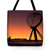 North Cape Norway At The Northernmost Point Of Europe Tote Bag