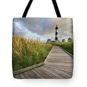 North Carolina Bodie Island Lighthouse Summer Tote Bag