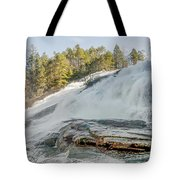 North Carolina - Dupont State Forest - Waterfall Collection Tote Bag