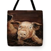 North Carolina Grown Tote Bag by Diane Kraudelt