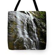 North Carolina Waterfall Hickory Nut Falls Photography  Tote Bag