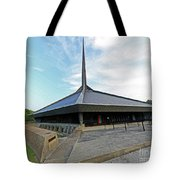 North Christian Church, Columbus, Indiana Tote Bag
