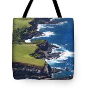 North Coast Of Maui Tote Bag