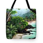 North Coast Tobago Tote Bag