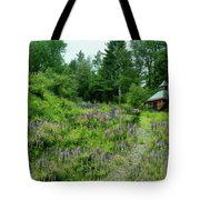 North Country Nod To Monet Tote Bag