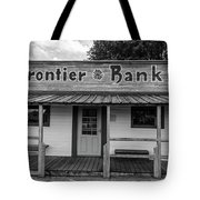 North Dakota Frontier Bank Tote Bag