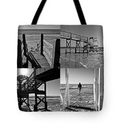 North End Moments Tote Bag