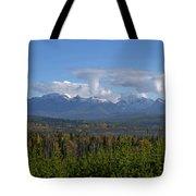 North Fork Autumn Tote Bag