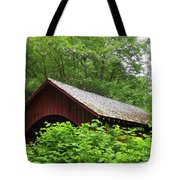 North Fork Yachats Bridge 1 Tote Bag