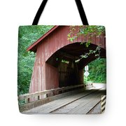 North Fork Yachats Bridge 2 Tote Bag