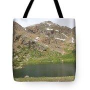 North Halfmoon Lake 2 Tote Bag