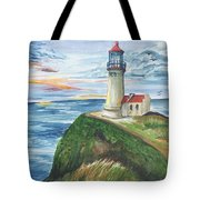 North Head Lighthouse Tote Bag