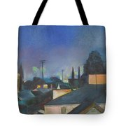 North Hollywood Sky Line Tote Bag