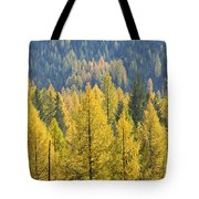 North Idaho Gold Tote Bag
