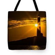 North Light Sunflare Tote Bag