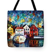 North Mood Tote Bag