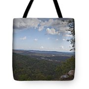 North Mountain Overlook  Tote Bag