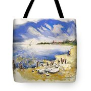 North Of France 02 - The Coast Tote Bag