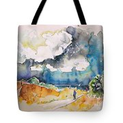 North Of France 04 Tote Bag
