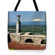 North Of Portland Tote Bag