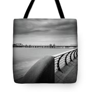 North Pier Blackpool Tote Bag