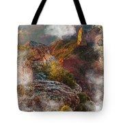 North Rim Of The Grand Canyon Tote Bag