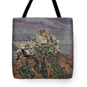North Rim Rock Tote Bag