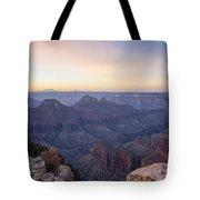 North Rim Sunrise 2 - Grand Canyon National Park - Arizona Tote Bag