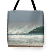 North Shore A-frame Tote Bag
