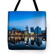 North Shore Evening Tote Bag
