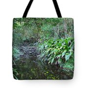 North Shore Forest Glade Tote Bag