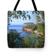 North Shore Lake Superior Tote Bag