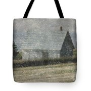 North Shore Snowstorm Tote Bag